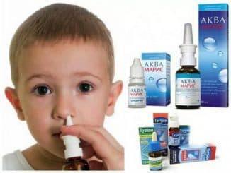 сопли как вода у ребенка чем лечить