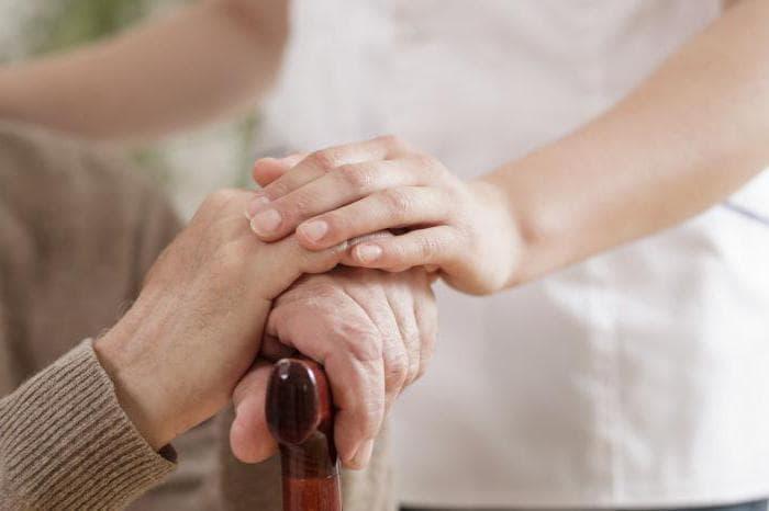 Сердечная пневмония у пожилых людей