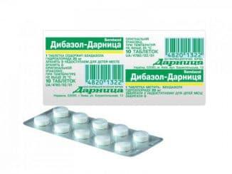 dibazol-tabletki