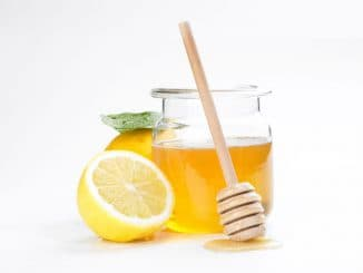 Мёд и лимонный сок