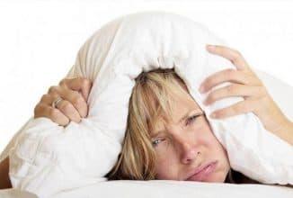 Нарушению сна
