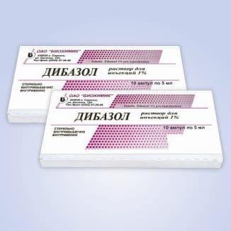 дибазол для повышения иммунитета