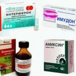 Лекарства для повышения уровня иммунитета у взрослых