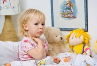 причины тонзиллита у ребенка